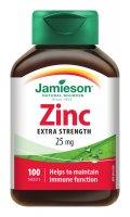 Jamieson Zinek 25 mg 100 tablet