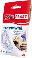 3m Spofaplast® 177 Transparentní náplasti 8 ks