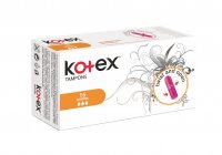 Kotex Normal tampony 16 ks