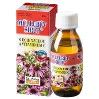 Dr. Müller Müllerův sirup s echinaceou a vitaminem C 320 g