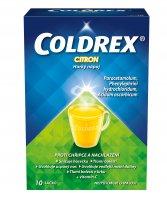 Coldrex CITRON Horký nápoj 10 sáčků