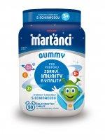 Marťánci Gummy Echinacea 50 ks