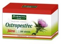 Harmony Line Ostropestřec 100 tablet