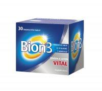 Merck Bion 3 Vital 30 tablet