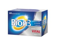 Merck Bion 3 Vital 60 tablet