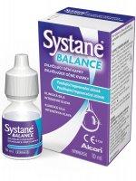 Alcon Systane Balance oční kapky gtt. 10 ml