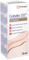 DrKonrad Cutozinc Ichtamo spray 50 ml