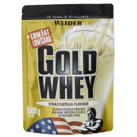 WEIDER Gold Whey coconut-cookie sáček 500 g