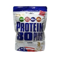 WEIDER Protein 80 Plus banana sáček 500 g