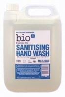Bio d Tekuté dezinfekční mýdlo na ruce bez vůně náhradní kanystr 5 l