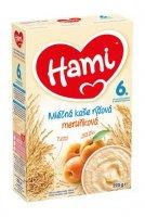 Hami Kaše rýžová mléčná 6M s meruňkami 225 g