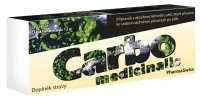 Carbo medicinalis PharmaSwiss 20 tablet