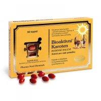 Bioaktivní Karoten 9 mg rodinné balení 90 kapslí
