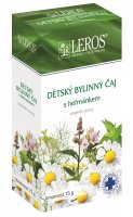 Leros Dětský bylinný čaj s heřmánkem sypaný čaj 75 g