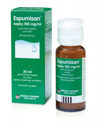 Espumisan 100 mg/ml kapky 30 ml