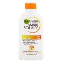 Garnier Ambre Solaire SPF 10 opalovací mléko 200 ml