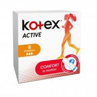Kotex Active Normal tampony 8 ks