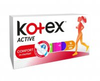 Kotex Active Normal tampony 16 ks