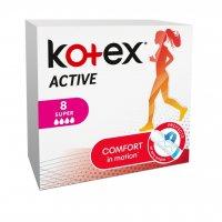 Kotex Active Super tampony 8 ks