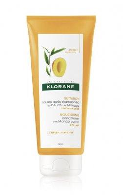 KLORANE Balzám na vlasy s mangovým máslem 200 ml