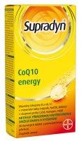 Supradyn CoQ10 Energy 30 šumivých tablet