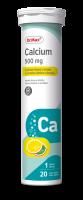 Dr.Max Calcium 500 mg citron a limetka 20 šumivých tablet