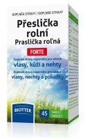 Biotter Přeslička rolní FORTE 45 tablet