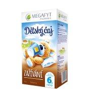 Megafyt Dětský čaj Zažívání 20x2 g