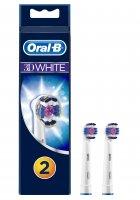 Oral-B Pro Bright/3D white EB 18-2 e 2 ks