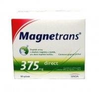 Stada Pharma Magnetrans 375 mg 50 tyčinek granulátu