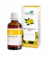 Aromatica BIO Pupalkový olej s vitaminem E 50 ml