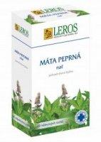 Leros Máta peprná - nať porcovaný čaj 20x1,5 g