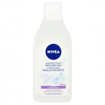Nivea Zklidňující micelární voda 400 ml