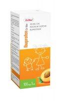Dr.Max IBUPROFEN 100 mg/5 ml perorální suspenze 100 ml