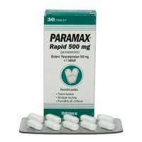Paramax Rapid 500 mg 30 tablet