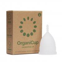 OrganiCup Menstruační kalíšek velikost A 1 ks