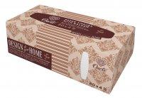 Onclé Papírové kapesníky s balzámem 4-vrstvé box 80 ks
