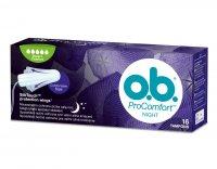 o.b. ProComfort Night Super+ tampony 16 ks