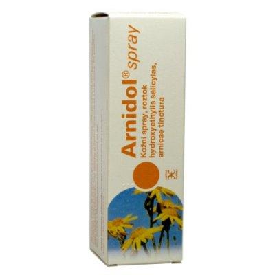 Arnidol kožní spray 100 ml