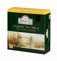 Ahmad Tea English No.1 porcovaný čaj 100 x 2 g