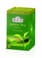 Ahmad Tea Green tea porcovaný čaj 20 x 2 g