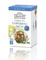Ahmad Tea Cold Brew black porcovaný čaj 20 x 2 g