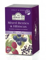 Ahmad Tea Lesní plody porcovaný čaj 20 x 2 g