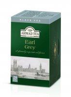 Ahmad Tea Earl Grey porcovaný čaj 20 x 2 g