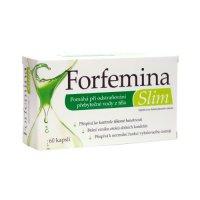 Naturprodukt Forfemina Slim na odvodnění těla a při hubnutí 60 kapslí