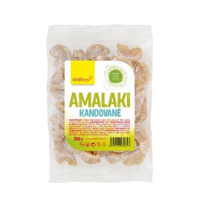 Wolfberry Amalaki (s třtinovým cukrem) 100 g