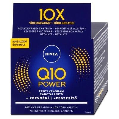 Nivea Q10 Power Noční krém 50 ml
