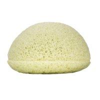 Kongy Konjaková houbička zelený jíl 1 ks