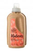 Mulieres Koncentrovaný univerzální čistič růžová zahrada 1 l