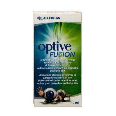 Optive Fusion oční kapky 10 ml